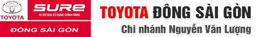 Toyota Đông Sài Gòn - CN Nguyễn Văn Lượng - Toyota Dong Sai Gon - CN Nguyen Van Luong