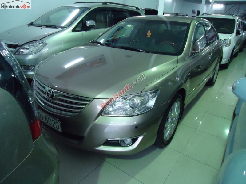 toyota camry 3 5q 2008 ban oto toyota camry 3 5q gia 900. Black Bedroom Furniture Sets. Home Design Ideas
