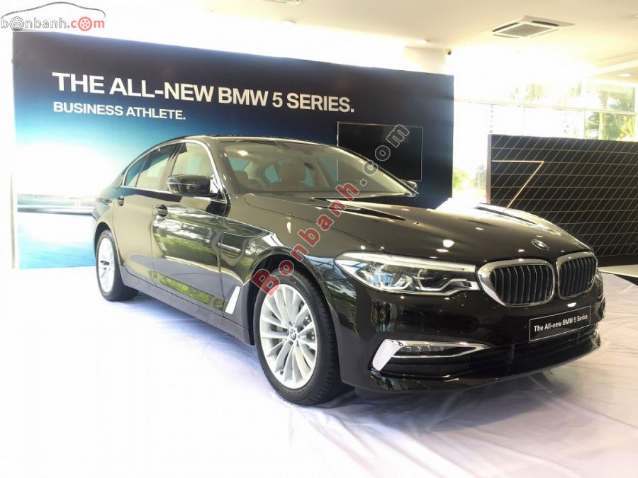 BMW 5 Series 2020 Thế hệ mới nhất