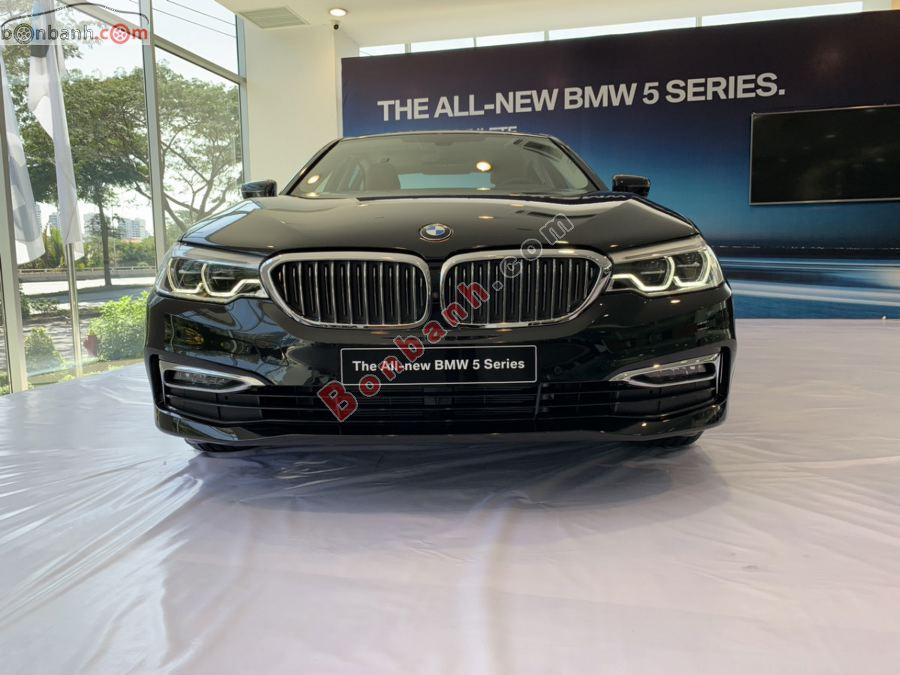 Ngoại thất BMW 5 Series 2020