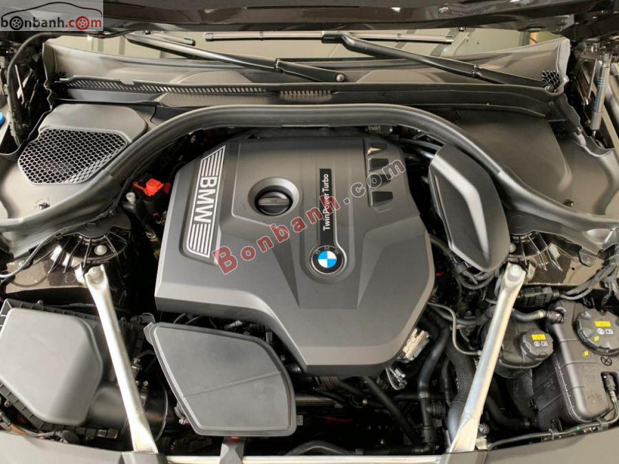 Động cơ của BMW 5 Series 2020