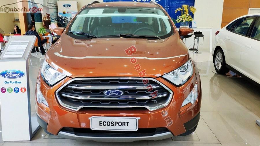 Đầu xe Ford EcoSport 2020