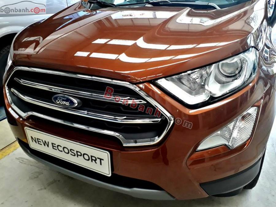 Cụm đèn trước Ford EcoSport 2020