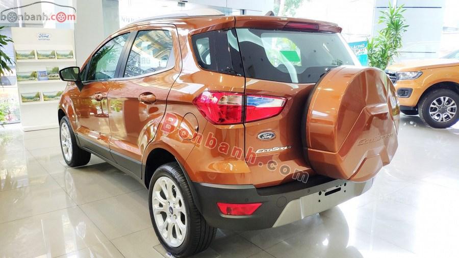 Đuôi xe Ford EcoSport 2020