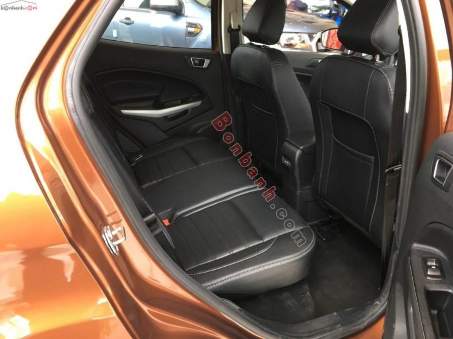 Hàng ghế sau Ford EcoSport 2020