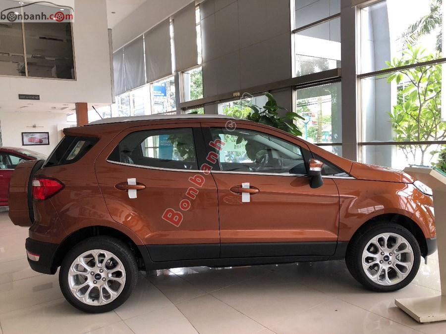 Phần thân xe Ford EcoSport 2020