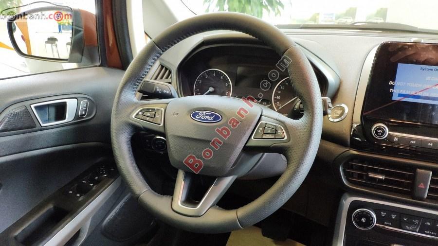Vô lăng của xe Ford EcoSport 2020