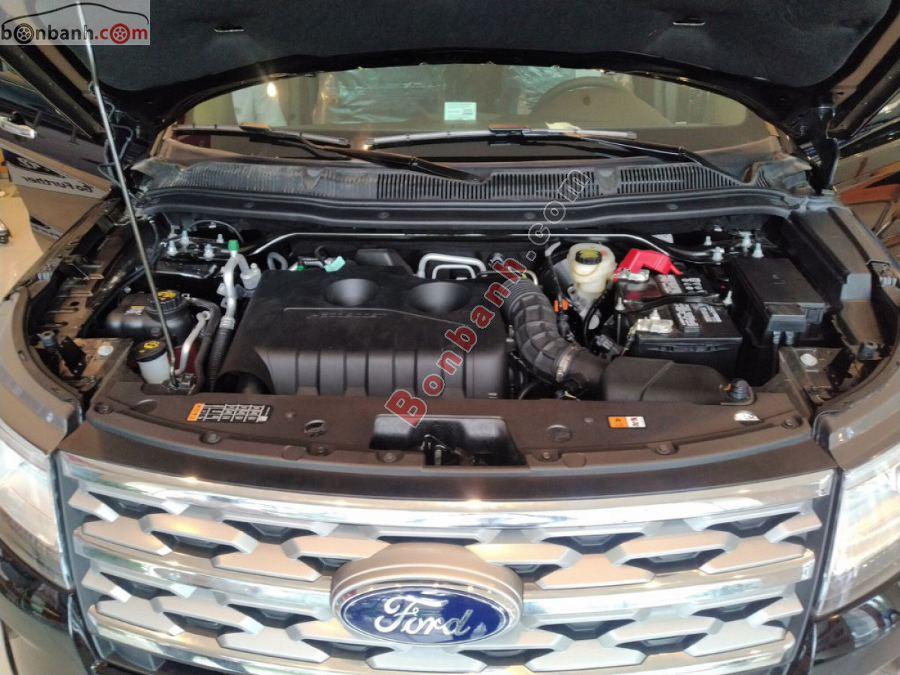 Động cơ Ecoboost 2.3L trên Ford Explorer