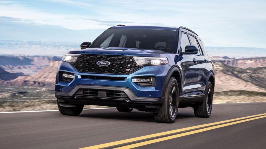 Đánh giá Ford Explorer 2020