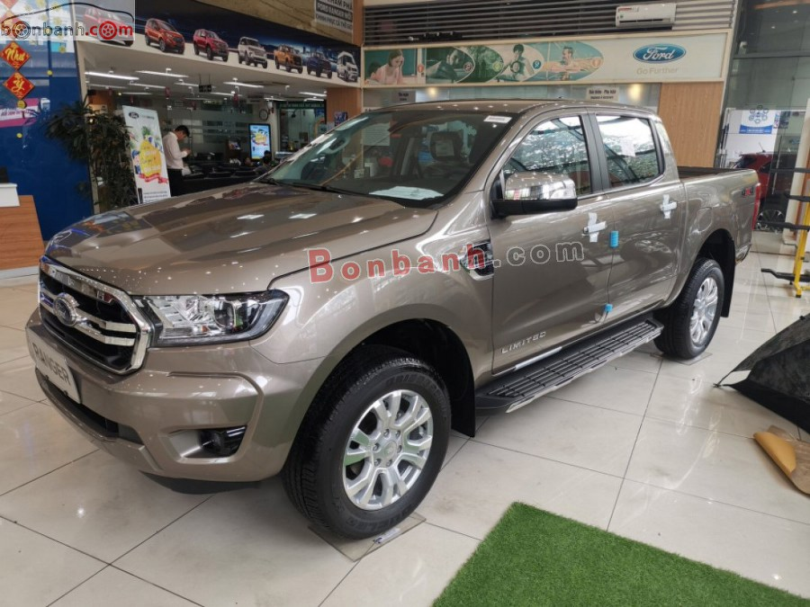 Ford Ranger Limited 2020