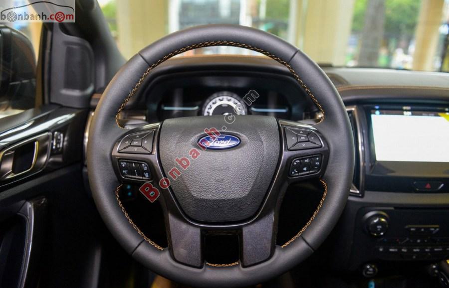 Vô lăng của Ford Ranger 2020