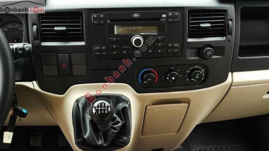 Động cơ và vận hành của xe Ford Transit 2020