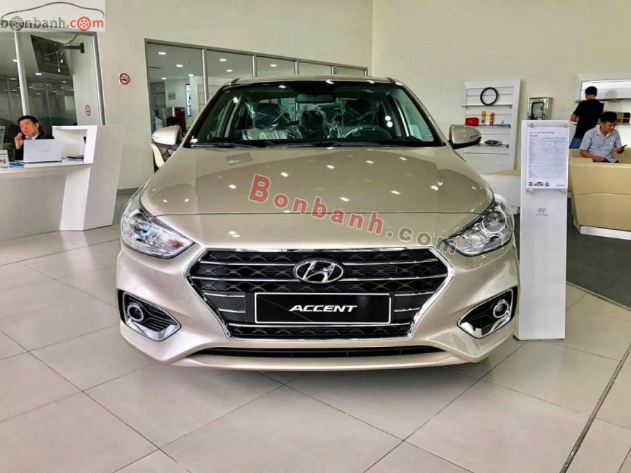 Đầu xe Hyundai Accent 2020