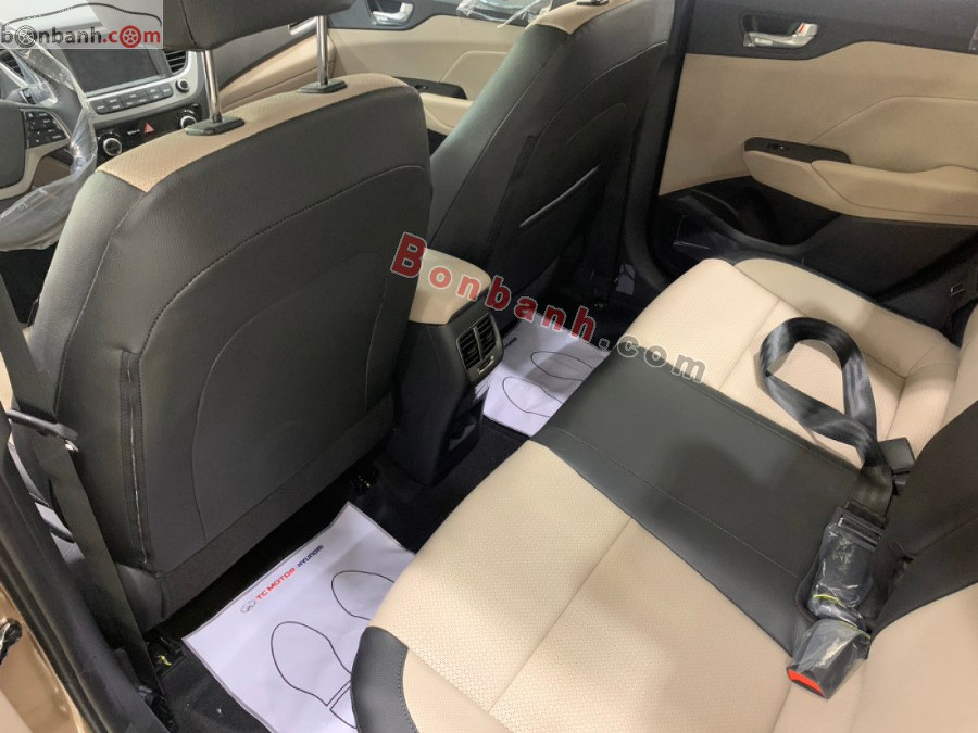Ghế ngồi của Hyundai Accent 2020