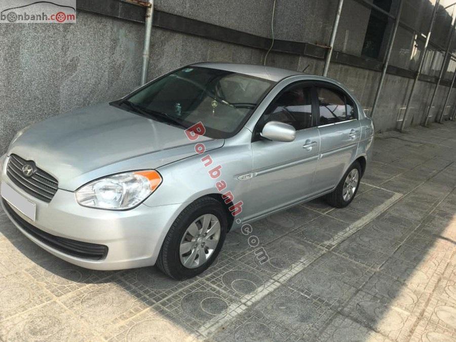 Hyundai Accent 2009 tại Việt Nam