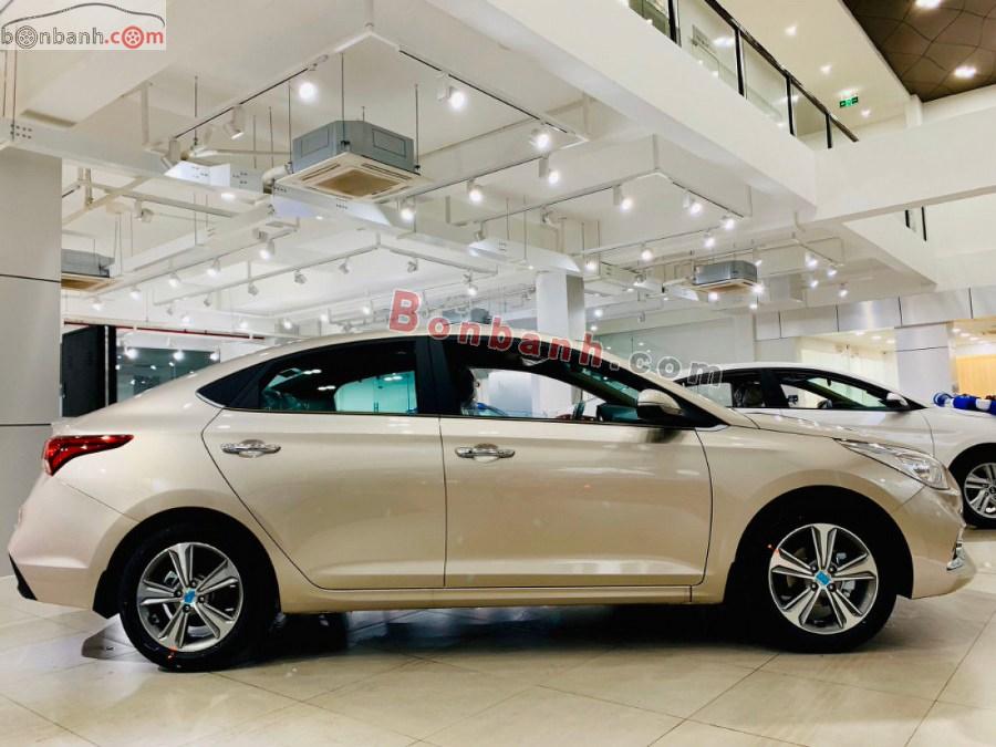 Thân xe Hyundai Accent 2020