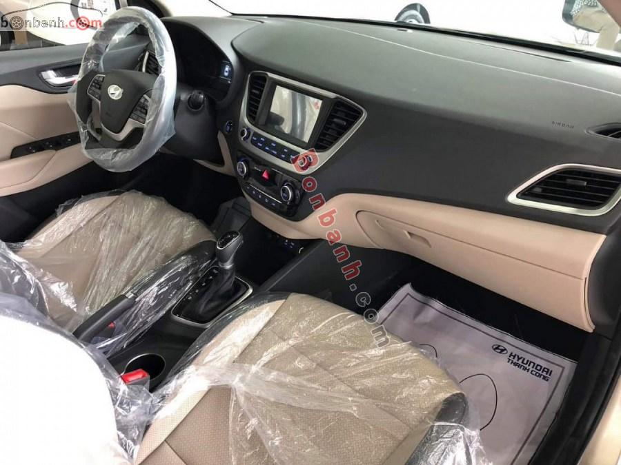 Trang bị tiện nghi trên Hyundai Accent 2020