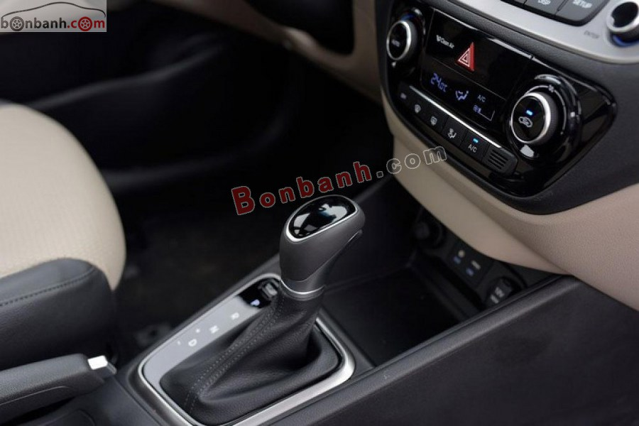 Hộp số vận hành của Hyundai Accent 2020