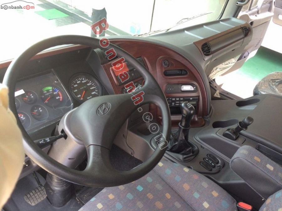 Cabin lái Hyundai HD 2020