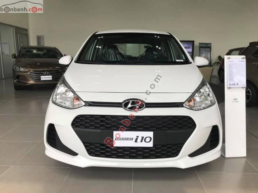 Đầu xe Hyundai i10 2020