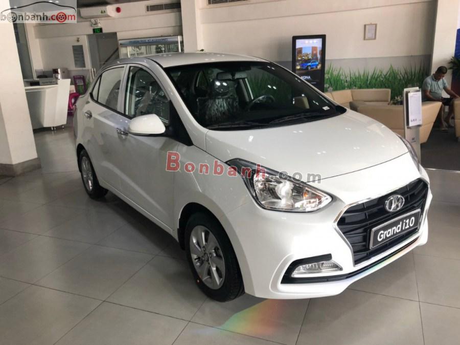 Ngoại thất Hyundai i10 sedan 2020