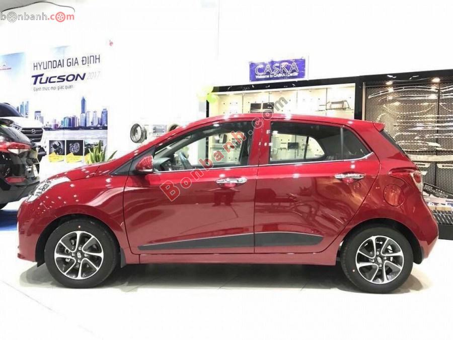 Thân xe Hyundai i10 hatchback 2020