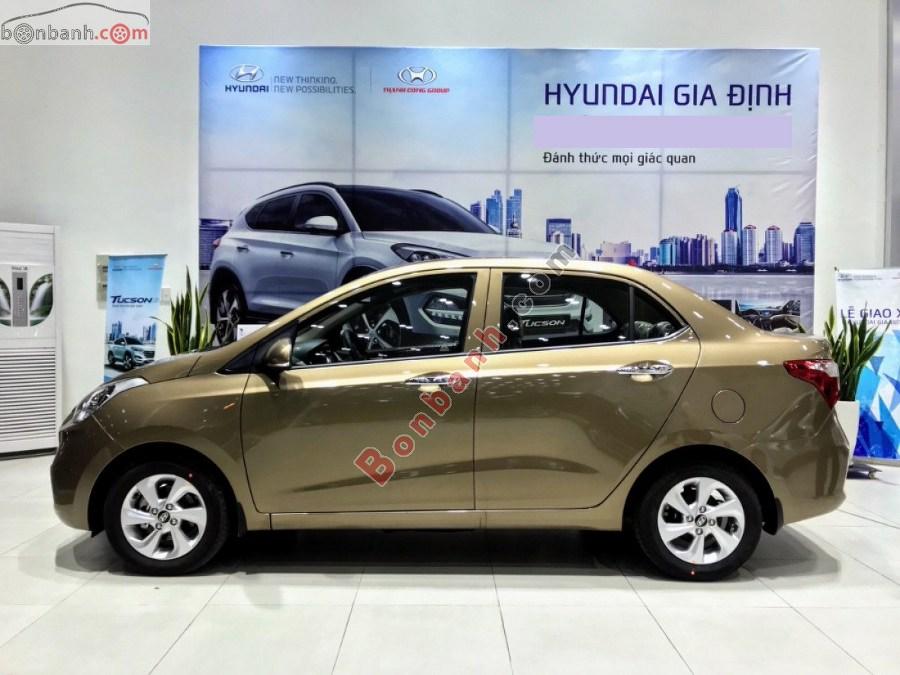 Thân xe Hyundai i10 sedan 2020