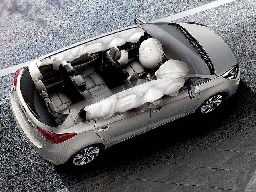 Hệ thống an toàn trên Kia Rondo 2020