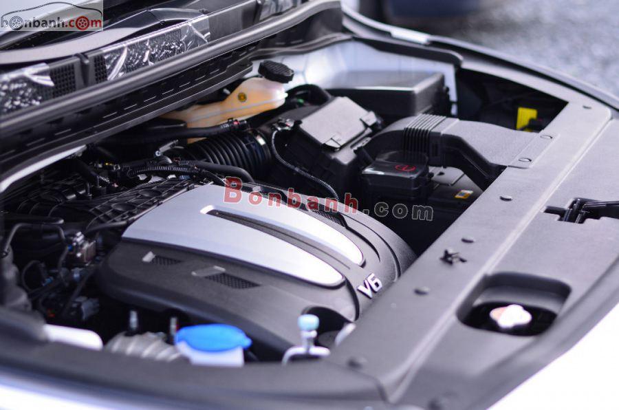 Động cơ V6 Kia Sedona 2021