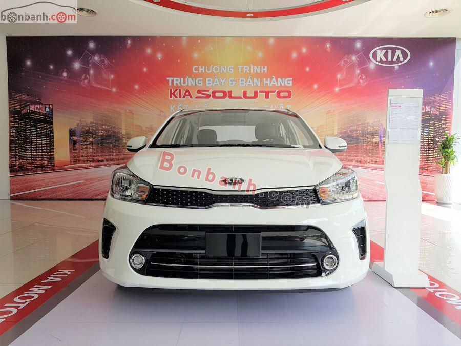 Đầu xe Kia Soluto 2020