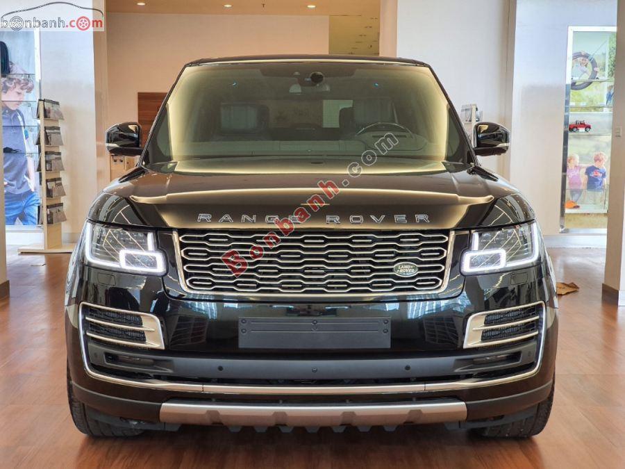 Đầu xe Land Rover Range Rover 2020