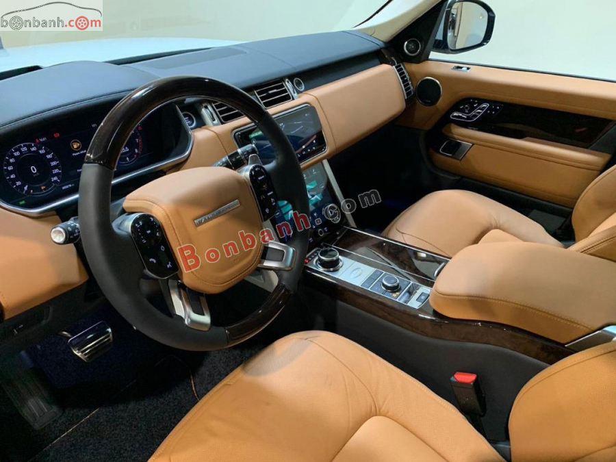 Nội thất Land Rover Range Rover 2020