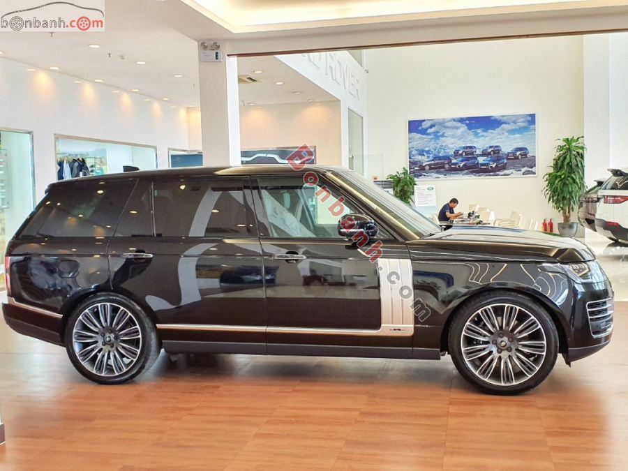 Thân xe Land Rover Range Rover LWB 2020