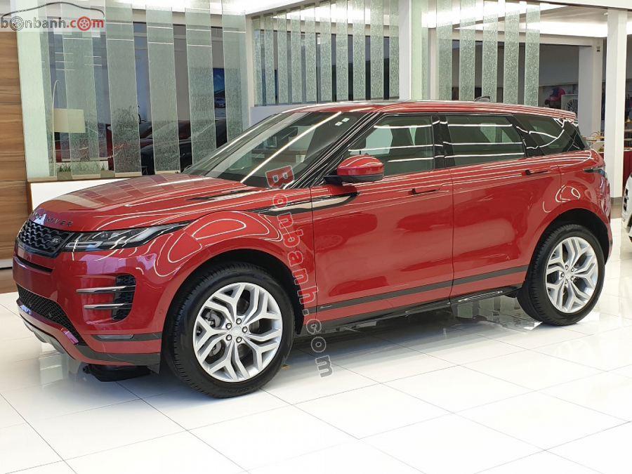 Ngoại thất xe Land Rover Range Rover Evoque 2020