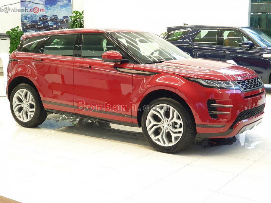 Thân xe Land Rover Range Rover Evoque 2020