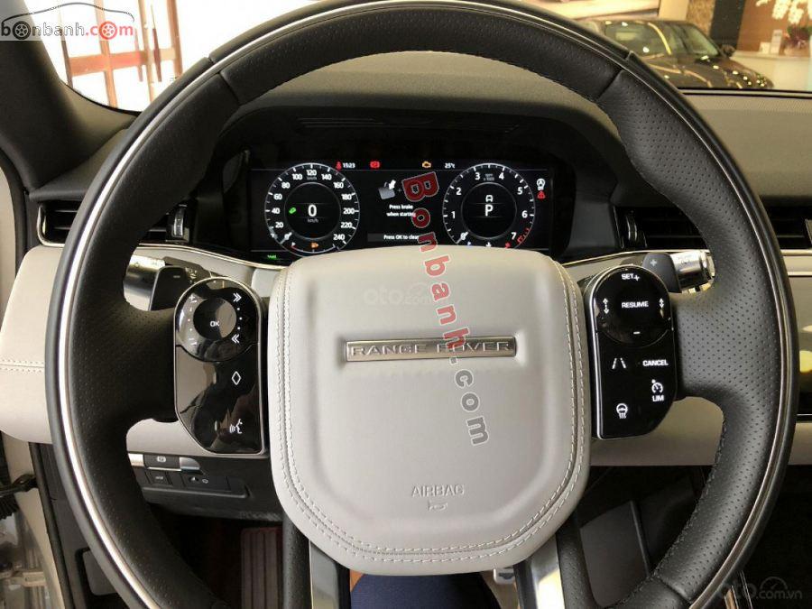 Vô lăng của Land Rover Range Rover Evoque 2020