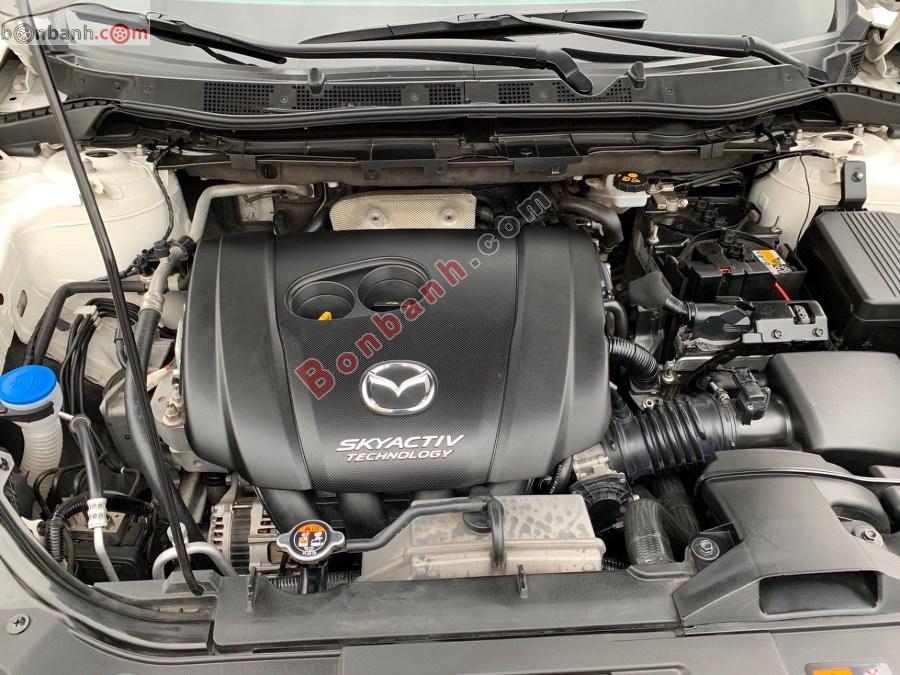Động cơ Mazda CX-5 2021