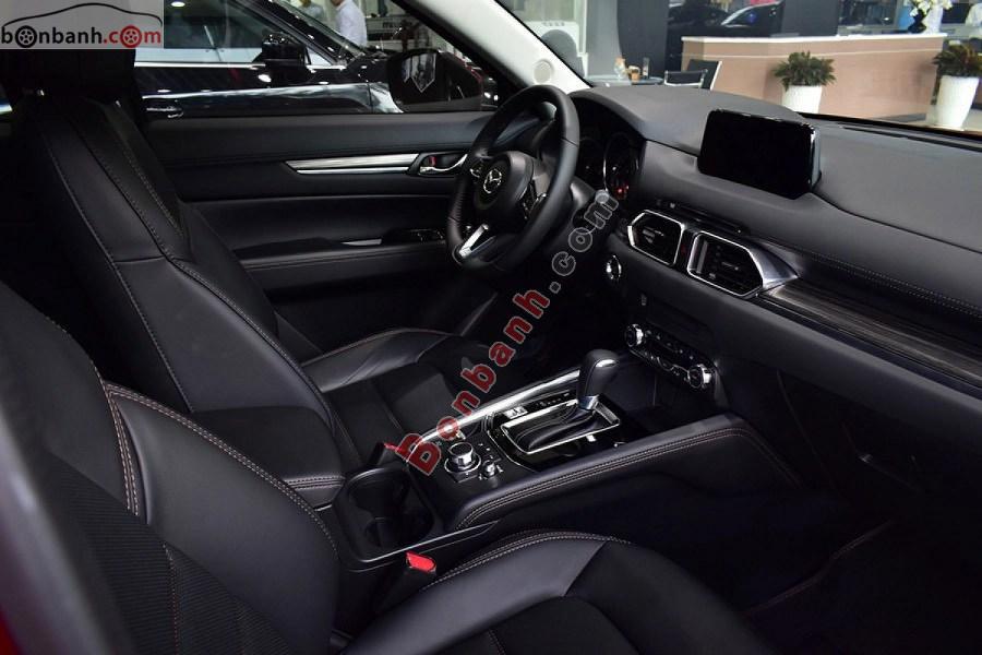 Trang bị tiện nghi trên Mazda CX-5 2021