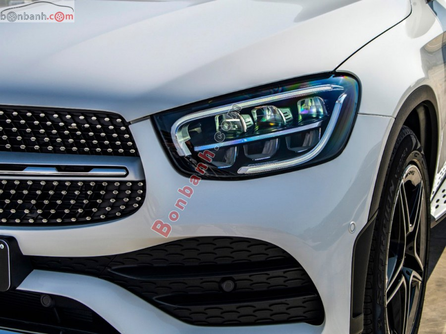 Đèn pha Mercedes GLC 300 4Matic Coupe 2020