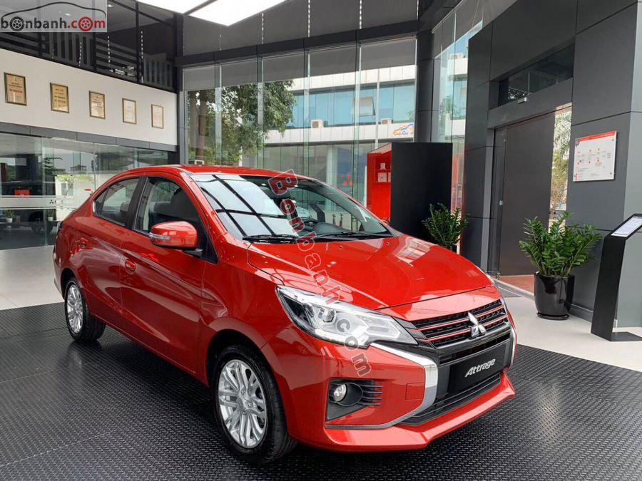 Đánh giá ngoại thất xe Mitsubishi Attrage 2020