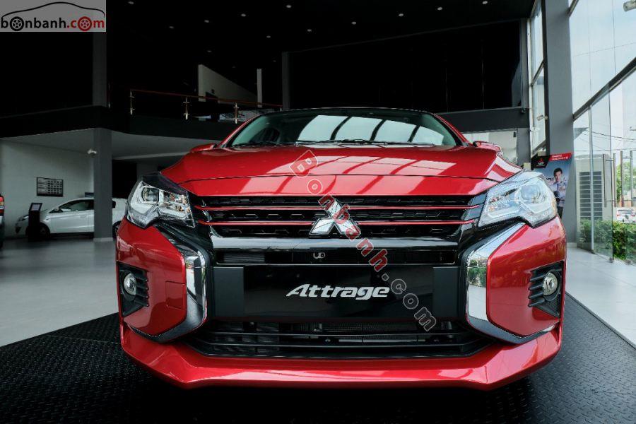 Phần đầu xe Mitsubishi Attrage 2020