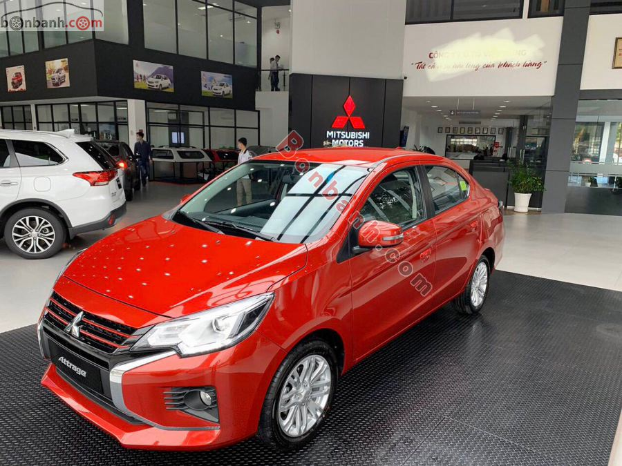 Mitsubishi Attrage 2020 mới