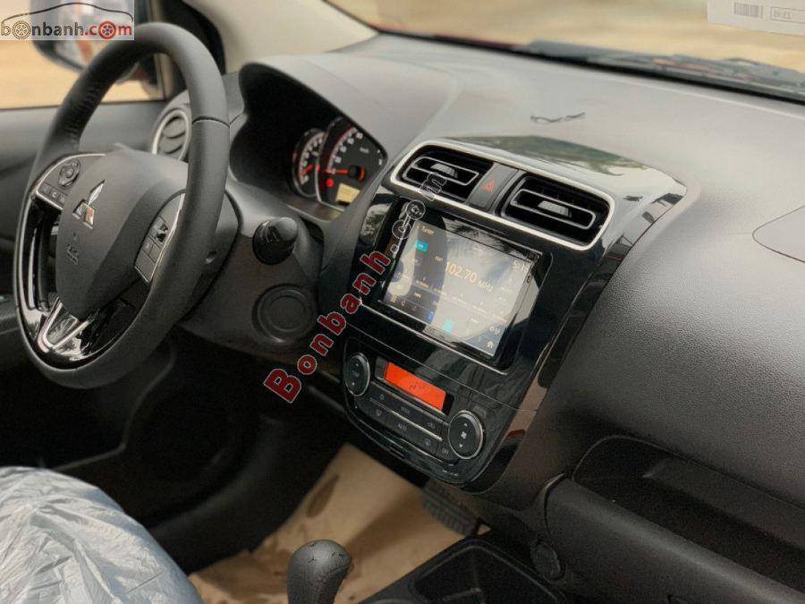 Tiện nghi trên Mitsubishi Attrage 2020