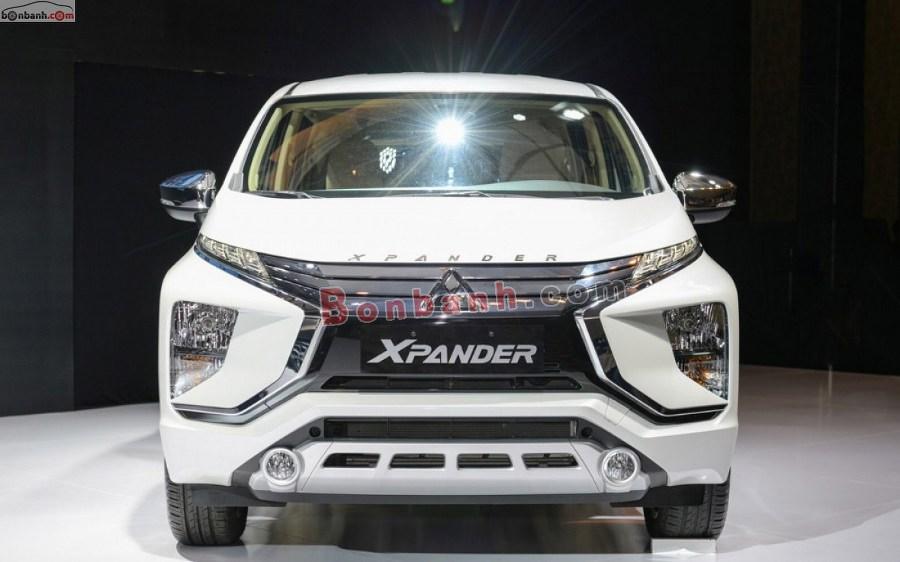 Phần đầu xe Mitsubishi Xpander 2020