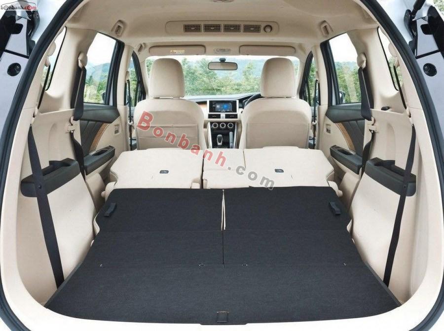 Khoang hành lý của Mitsubishi Xpander 2020