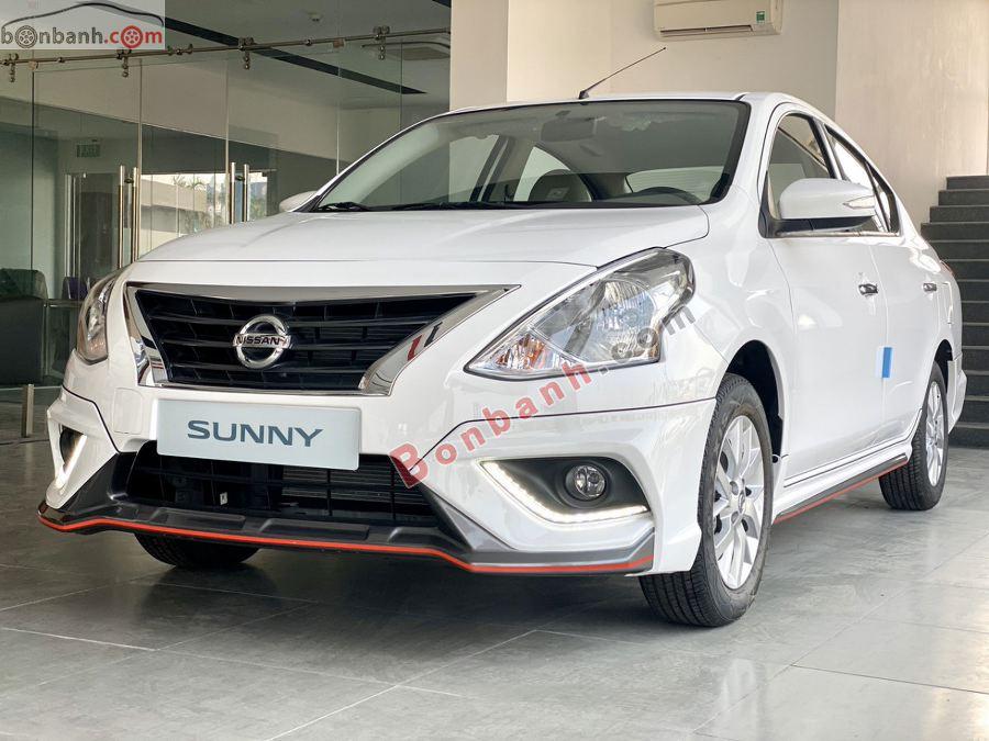 Ngoại thất Nissan Sunny 2020