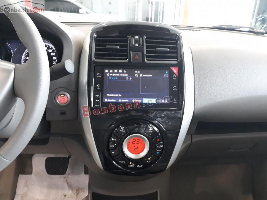 Tiện nghi trên Nissan Sunny 2020