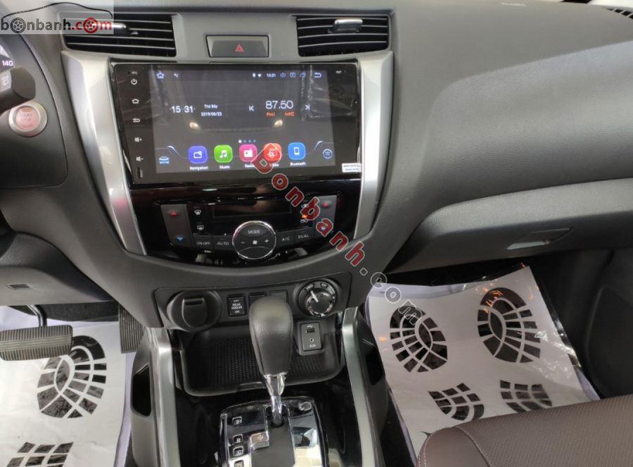 Tiện ích trên Nissan Terra 2020