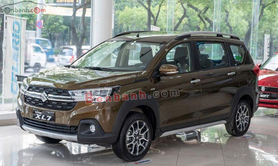 Suzuki XL7 2020 hoàn toàn mới