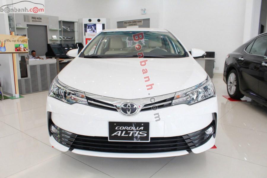 Toyota Corolla Altis 2017 - 2020